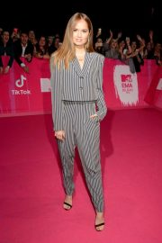 Debby Ryan at MTV European Music Awards 2018 in Bilbao 2018/11/04 5