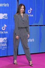 Debby Ryan at MTV European Music Awards 2018 in Bilbao 2018/11/04 6