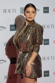 Demi Rose at Beauty Awards 2018 in London 2018/11/26 13