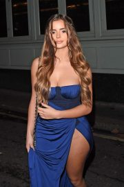 Demi Rose Mawby at Sexy Fish in London 2018/11/21 3
