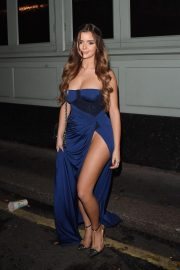 Demi Rose Mawby at Sexy Fish in London 2018/11/21 5
