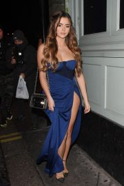 Demi Rose Mawby at Sexy Fish in London 2018/11/21 10