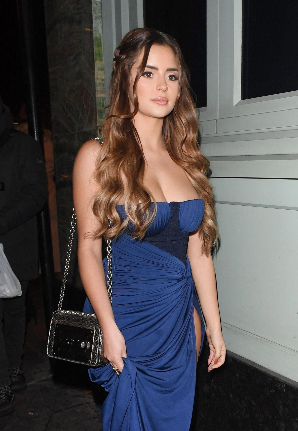 Demi Rose Mawby at Sexy Fish in London 2018/11/21 12