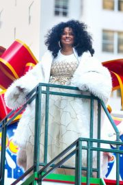 Diana Ross at 2018 Macy's Thanksgiving Day Parade in New York 2018/11/22 9