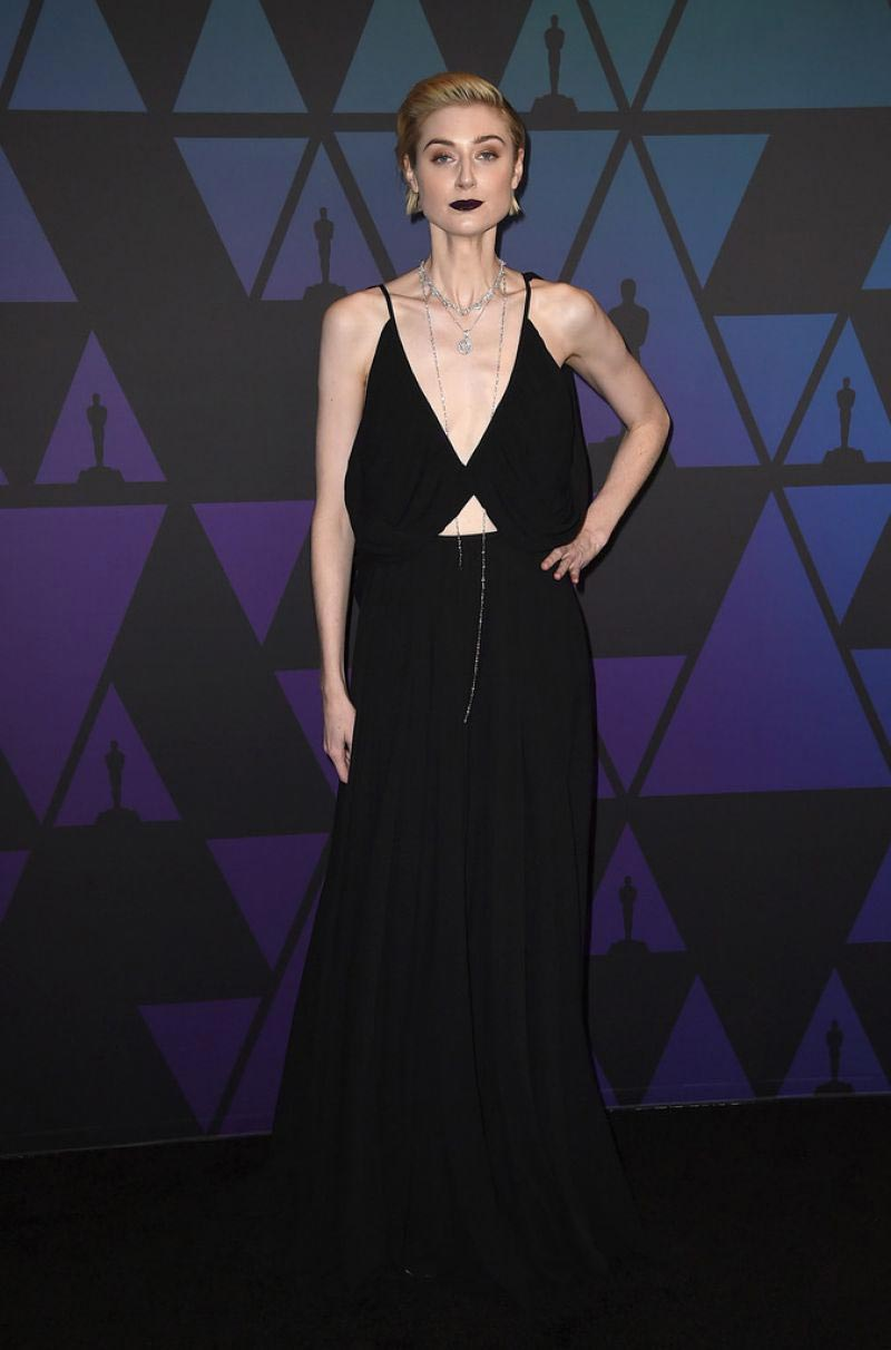 Elizabeth Debicki at Governors Awards in Hollywood 2018/11/18 1