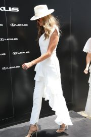 Elle Macpherson at Aami Victoria Derby Day in Sydney 2018/11/03 5