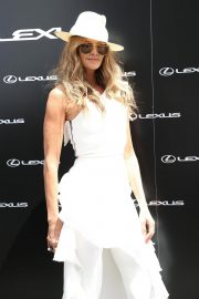 Elle Macpherson at Aami Victoria Derby Day in Sydney 2018/11/03 7