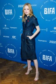Ellie Bamber at British Independent Film Awards Nominations in London 2018/10/31 3