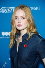 Ellie Bamber at British Independent Film Awards Nominations in London 2018/10/31 4