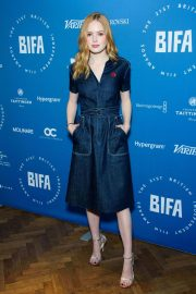 Ellie Bamber at British Independent Film Awards Nominations in London 2018/10/31 6
