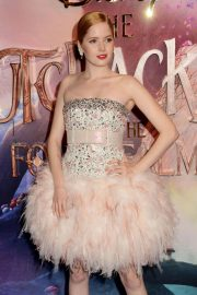 Ellie Bamber at The Nutcracker and the Four Realms Premiere in London 2018/11/01 1