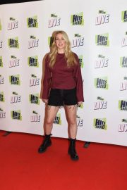 Ellie Goulding at Hits Radio Live in Manchester 2018/11/08 1