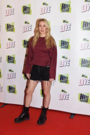 Ellie Goulding at Hits Radio Live in Manchester 2018/11/08 2