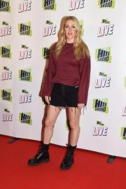 Ellie Goulding at Hits Radio Live in Manchester 2018/11/08 4