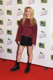 Ellie Goulding at Hits Radio Live in Manchester 2018/11/08 5