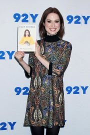 Ellie Kemper at 92Y Promotes Her My Squirrel Days Book in New York 2018/11/26 1