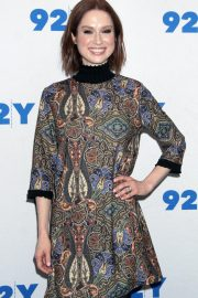 Ellie Kemper at 92Y Promotes Her My Squirrel Days Book in New York 2018/11/26 2