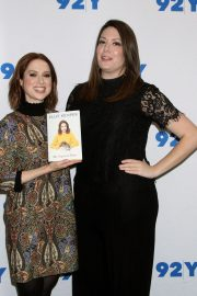 Ellie Kemper at 92Y Promotes Her My Squirrel Days Book in New York 2018/11/26 5