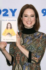 Ellie Kemper at 92Y Promotes Her My Squirrel Days Book in New York 2018/11/26 7
