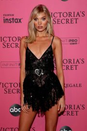 Elsa Hosk at VS Fashion Show Afterparty in New York 2018/11/07 3