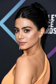 Emeraude Toubia at People's Choice Awards 2018 in Santa Monica 2018/11/11 1