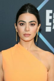 Emeraude Toubia at People's Choice Awards 2018 in Santa Monica 2018/11/11 7