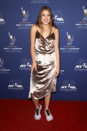 Emerson Tenney at New York Road Runners Night of Champions 2018/11/02 1