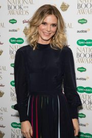Emilia Fox at Specsavers National Book Awards in London 2018/11/20 2