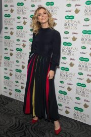 Emilia Fox at Specsavers National Book Awards in London 2018/11/20 3