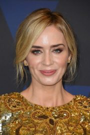 Emily Blunt at 10th Annual Governors Awards in Hollywood 2018/11/18 3