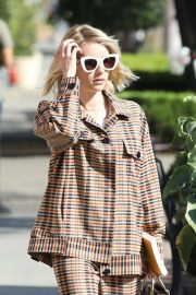 Emma Roberts Leaves Nine Zero One Salon in West Hollywood 2018/10/30 8