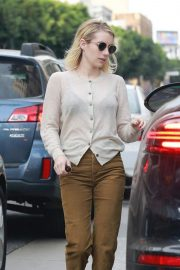 Emma Roberts Out for a Meeting in Hollywood 2018/11/19 4