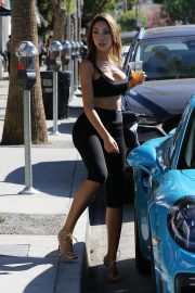 Farrah Abraham in Tights Out in Los Angeles 2018/11/02 1