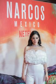 Fatima Molina at Narcos: Mexico Season 1 Premiere in Los Angeles 2018/11/14 1