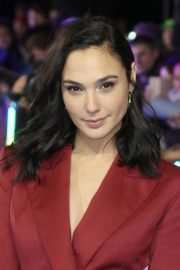 Gal Gadot at Ralph Breaks the Internet Premeire in London 2018/11/25 6