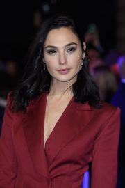 Gal Gadot at Ralph Breaks the Internet Premeire in London 2018/11/25 10