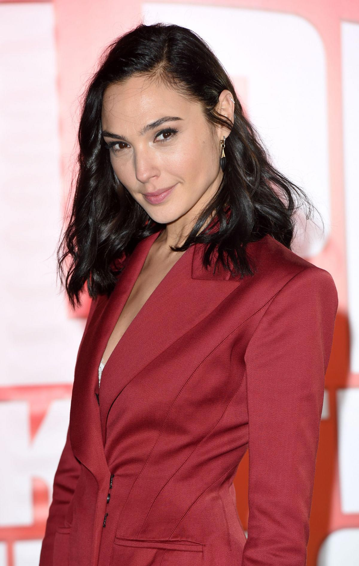 Gal Gadot at Ralph Breaks the Internet Premiere in London 2018/11/25 1