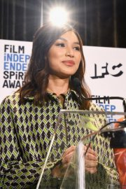 Gemma Chan at 2019 Film Independent Spirit Awards Nomination Press Conference in Hollywood 2018/11/16 2