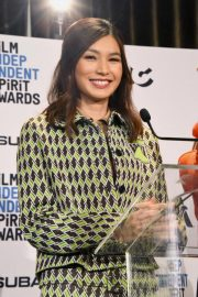 Gemma Chan at 2019 Film Independent Spirit Awards Nomination Press Conference in Hollywood 2018/11/16 4