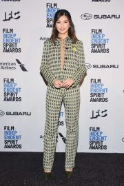 Gemma Chan at 2019 Film Independent Spirit Awards Nomination Press Conference in Hollywood 2018/11/16 5