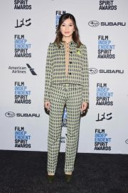 Gemma Chan at 2019 Film Independent Spirit Awards Nomination Press Conference in Hollywood 2018/11/16 8