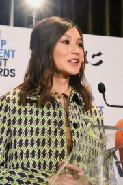 Gemma Chan at 2019 Film Independent Spirit Awards Nomination Press Conference in Hollywood 2018/11/16 9