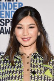 Gemma Chan at 2019 Film Independent Spirit Awards Nomination Press Conference in Hollywood 2018/11/16 10