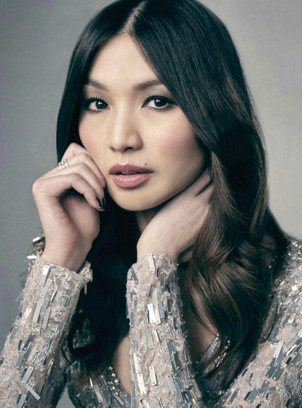 Gemma Chan in Women's Weekly Magazine, Singapore December 2018 1