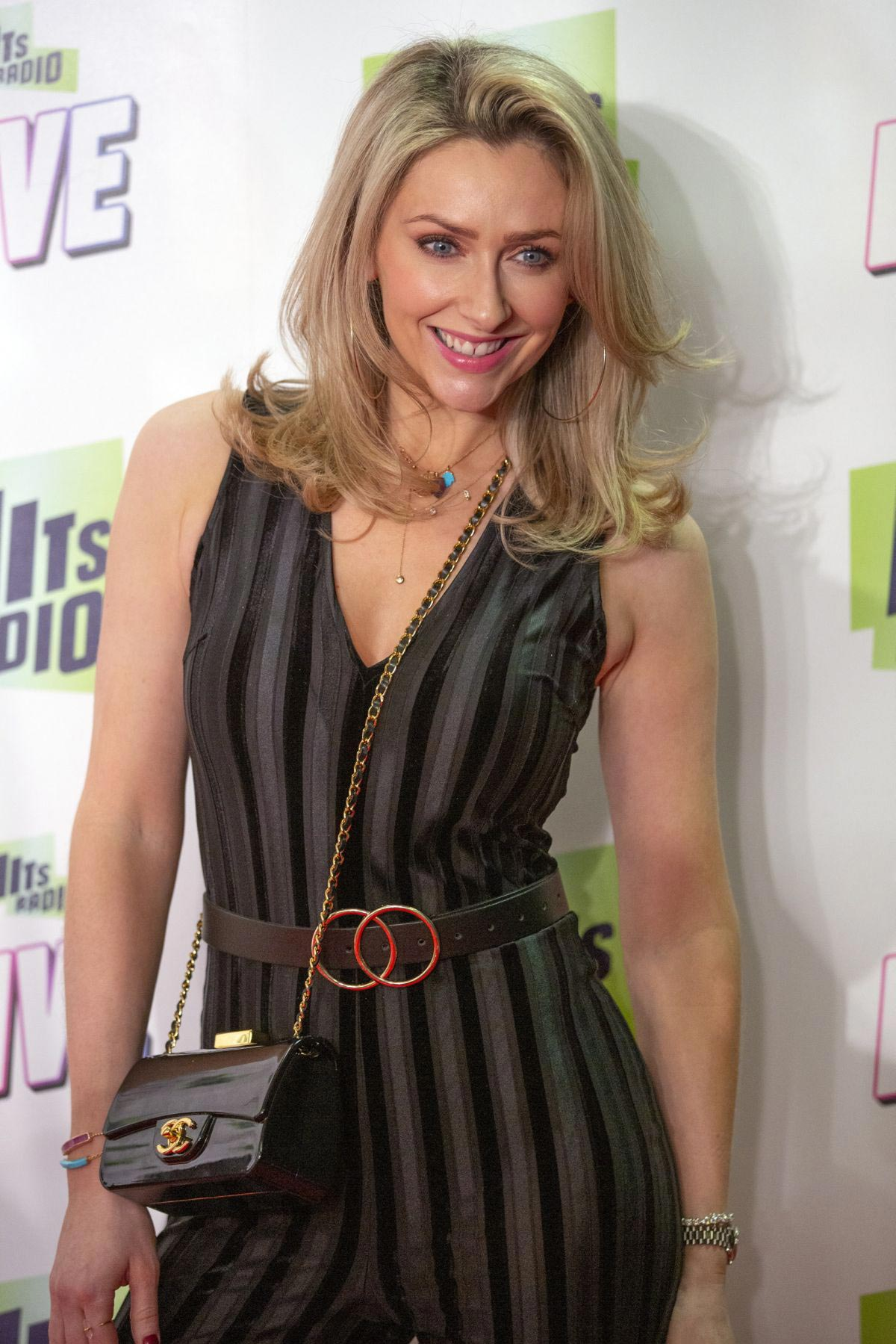 Gemma Merna at Hits Radio Live in Manchester 2018/11/25 1