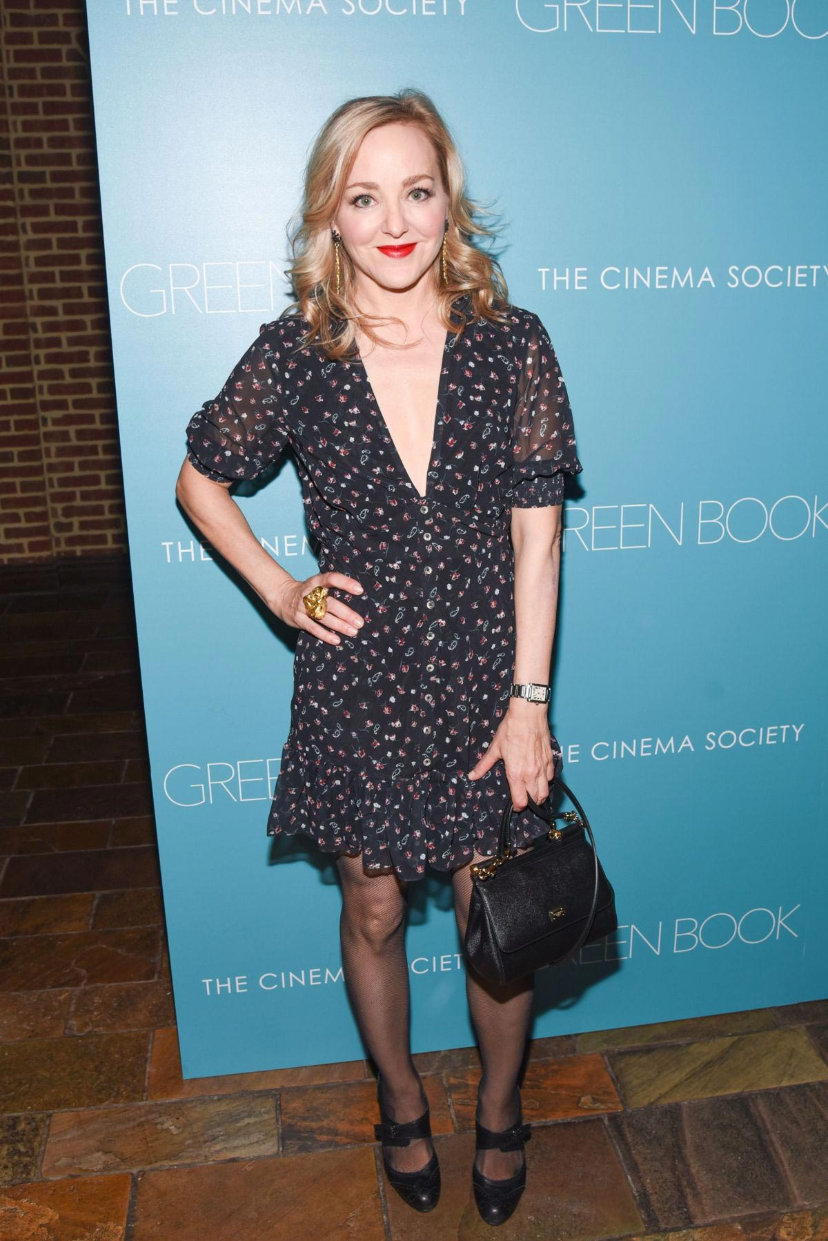 Geneva Carr at Green Book Premiere in New York 2018/11/13 1