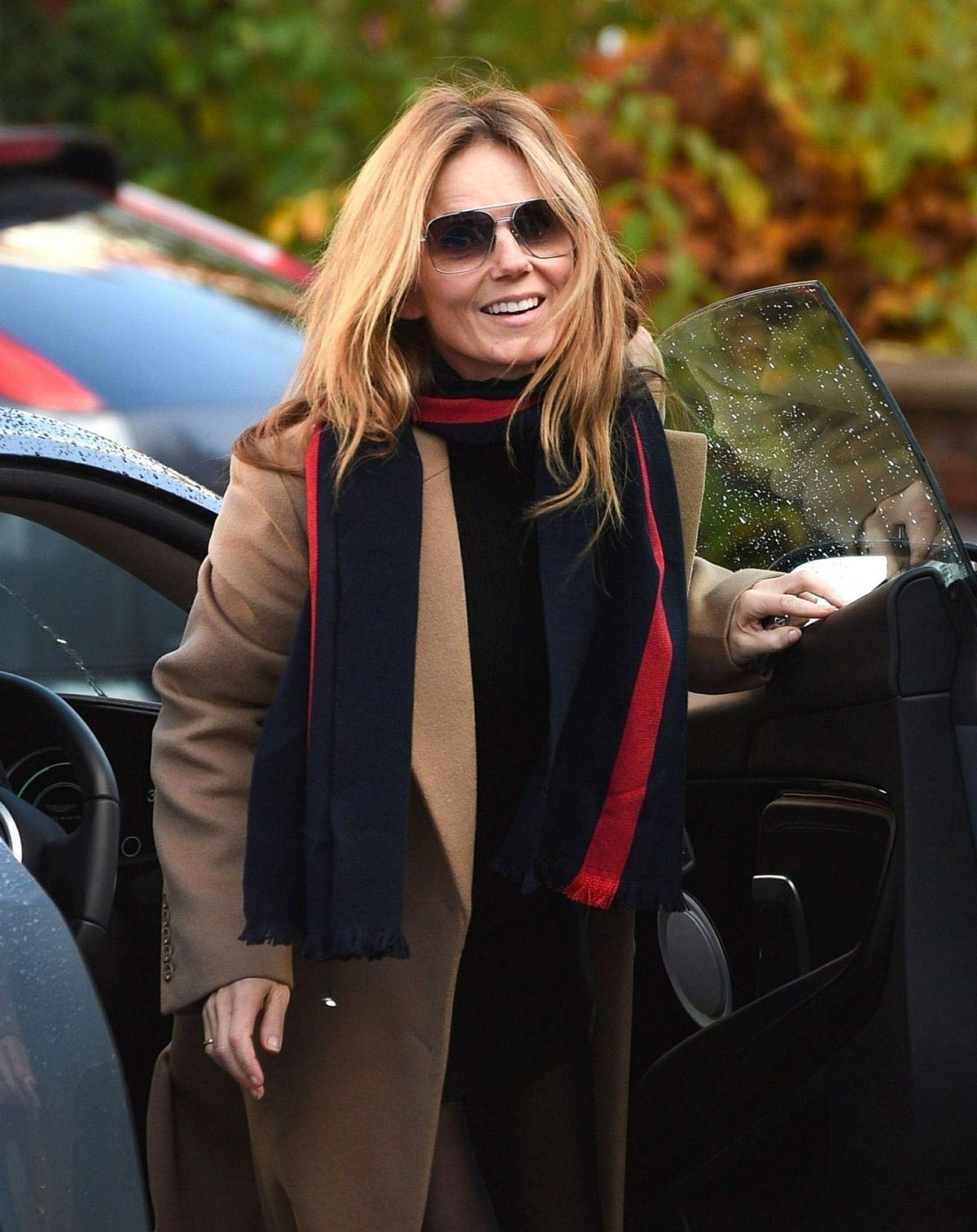 Geri Halliwell Out and About in London 2018/11/21 1