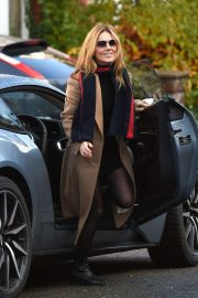 Geri Halliwell Out and About in London 2018/11/21 3