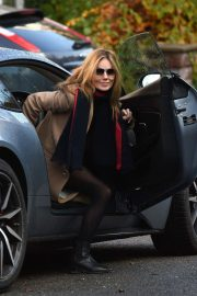 Geri Halliwell Out and About in London 2018/11/21 5