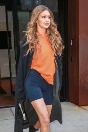 Gigi Hadid Leaves Her Apartment in New York 2018/11/07 6